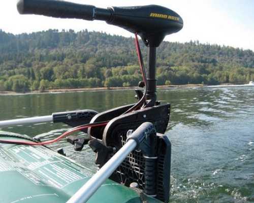 Лодочные электромоторы отзывы владельцев