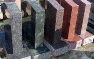 Что выбрать для памятника: гранит или мрамор?
