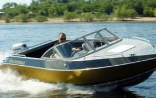 Прицеп для моторной лодки