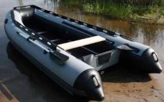Высота транца лодки пвх