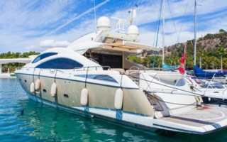 Права на управление лодкой с мотором