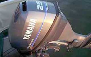 Год выпуска лодочного мотора ямаха