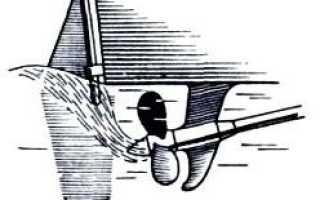 Как установить датчик эхолота на транец лодки
