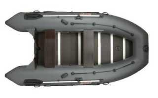 Лодка антей 400