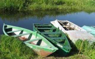 Железная лодка своими руками