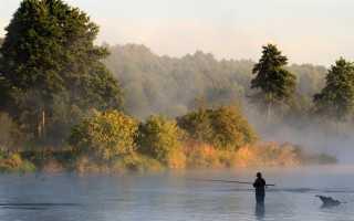 На рыбалку в карелию