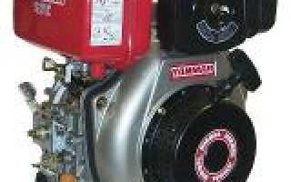 Янмар дизельный двигатель