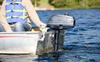 Замена масла в лодочном моторе сузуки
