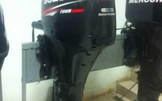 Лодочный мотор suzuki 50