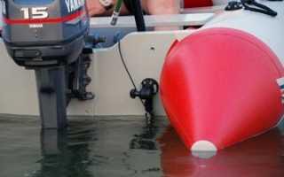 Крепление эхолота на лодку пвх своими руками