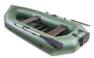 Лодка пвх 260