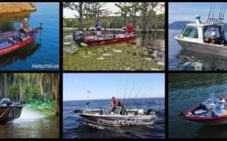 Катера для отдыха и рыбалки