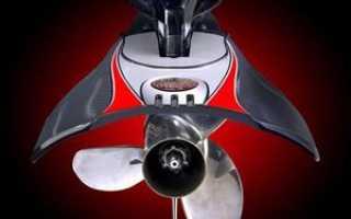 Крыло на лодочный мотор своими руками
