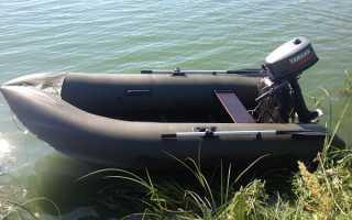 Разрешение на надувную лодку