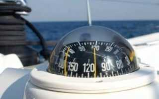 Права на моторную лодку