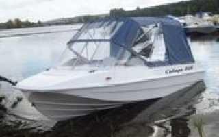 Лодка сибирь 460