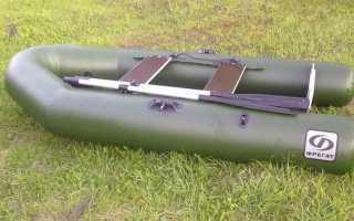 Резиновая лодка фрегат