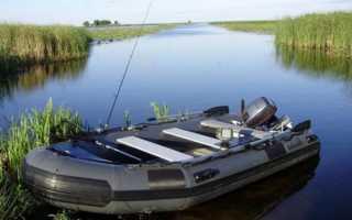 Резиновые моторные лодки