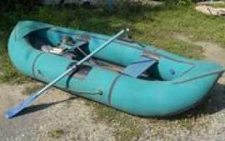 Лодка для мелководья