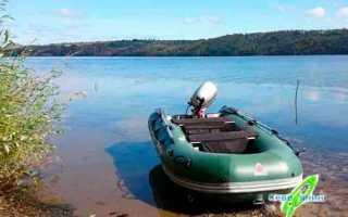 Как выбрать лодку из пвх для рыбалки