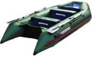 Лодка ниссамаран 320