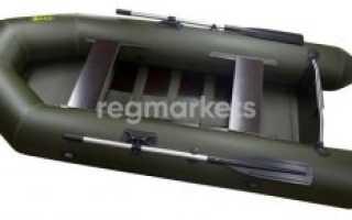 Надувной пол для лодки пвх высокого давления