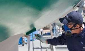Чем покрасить стеклопластиковую лодку