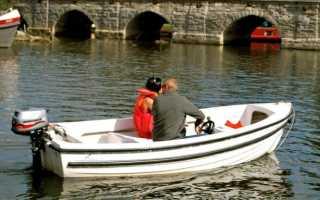 Как получить права на лодку с мотором