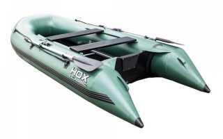 Лодка hdx 330