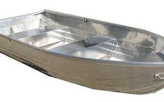 Лодка под мотор 30 л с