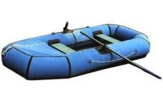 Лодка надувная омега 2