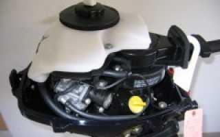Лодочный мотор 2 5 л с