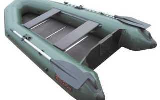 Лодка тайга 340