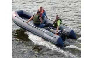 Что такое глиссирование лодки