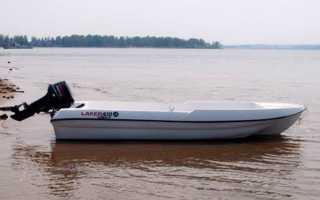 Лодка laker 410
