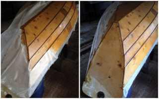 Стеклоткань для лодок