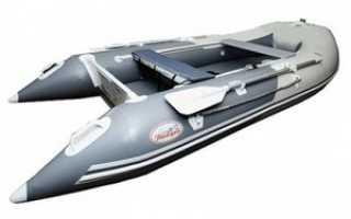 Лодка пвх баджер 360