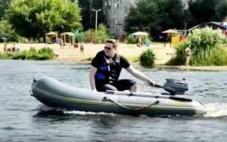 Права на моторную лодку со скольки лошадей