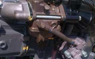 Схема лодочного мотора