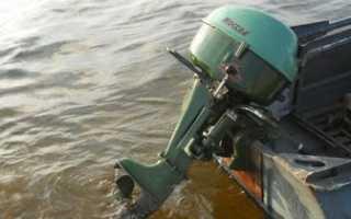Отечественные лодочные моторы