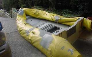 Каким клеем клеить лодку резиновую