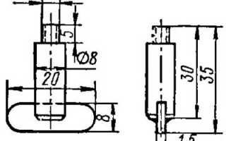 Доработка лодочного мотора ветерок 8