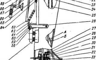 Двигатель ветерок 8