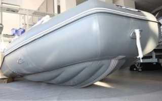 Лодки пвх под мотор с надувным дном