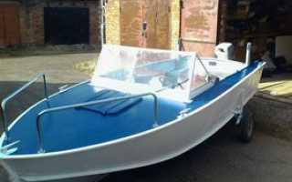Моторные лодки прогресс