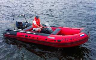 Лодка посейдон 520