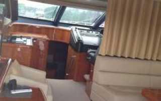 Прогулочные катера и яхты