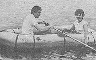 Лодка нырок 41