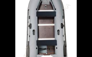 Лодка навигатор 400
