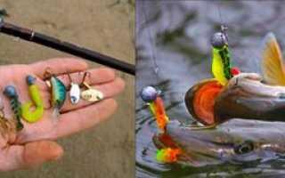 Как рыбачить на джиг